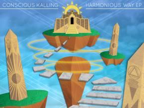 Conscious Kalling - Harmonious Way [Party Time Society - April 6]
