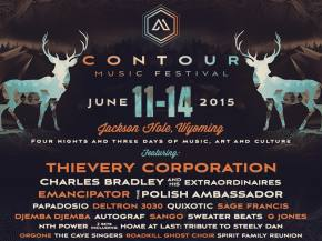 Contour Festival hosts Thievery, Emancipator in Jackson, WY June 11-14 Preview