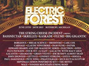 Four Tet, Galantis, Brodinski join Electric Forest 2015 lineup