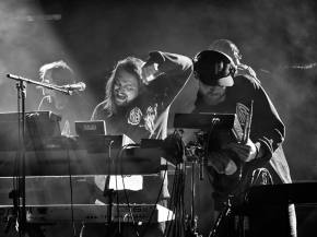 Michal Menert Big Band takes on Red Rocks April 25, 2015 [PHOTOS]