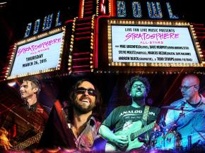Download Stratosphere All-Stars live at the Brooklyn Bowl [PREMIERE] Preview