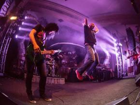Infected Mushroom Animatronica tour levels Portland April 25 [PHOTOS]