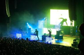 The House of Congress: The Glitch Mob & Steve Aoki At Congress Theater 3.19.2011