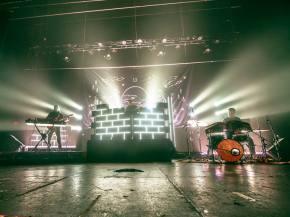 Shlohmo live band hometown show Fonda Theatre LA May 7, 2015 [PHOTOS]