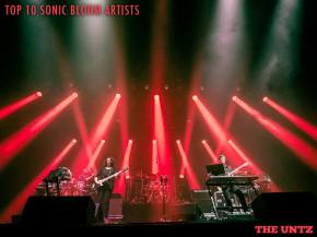 Top 10 SONIC BLOOM 2015 Artists
