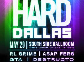 Go HARD in Dallas this Friday with RL Grime, JAUZ, Snakehips and more Preview