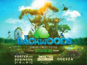 ODESZA, Big Wild join Backwoods Festival in Oklahoma Labor Day Weekend