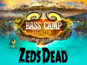 ZEDS DEAD, Kill The Noise headline Bass Camp III Stateline, NV July 25 Preview