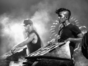 The Glitch Mob tears up Dallas, TX with EPROM June 5, 2015 [PHOTOS]