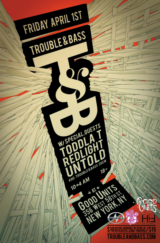 A taste of Trouble & Bass – Event Preview