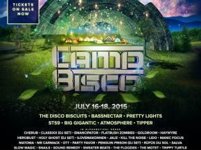 Top 10 Camp Bisco 2015 Artists