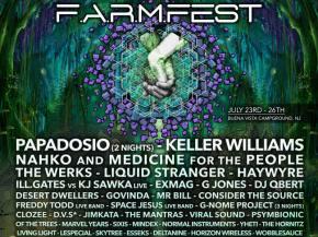 Top 10 FARM Fest 2015 Artists