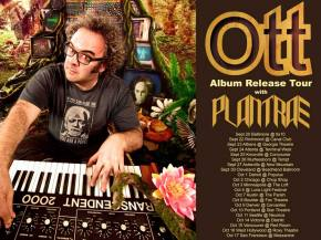 Ott reveals album release tour dates, premieres 'Harwell Dekatron' Preview