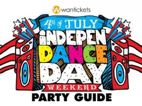 Wantickets takes guesswork out of IndepenDance Day with party guide Preview