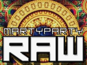 MartyParty likes it 'Raw,' 17 tracks run the gamut from purple to trap