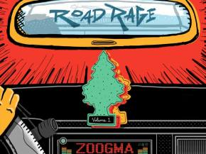 ZOOGMA releases Road Rage Volume 1 full of live originals, covers