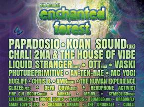Enchanted Forest reveals 2015 lineup, new historic NorCal location