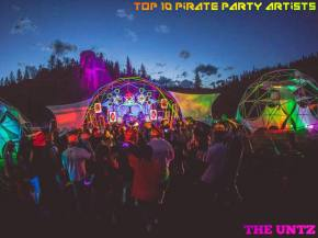 Top 10 Pirate Party 2015 Artists [Page 2]