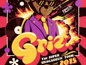 GRIZ reveals Super Shagadelic fall tour dates ft Russ Liquid, Big Wild