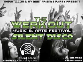 The Werk Out Festival reveals Silent Disco schedule for August 6-8