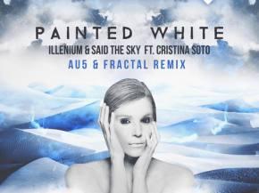 Au5 & Fractal remix ILLENIUM & Said The Sky 'Painted White'