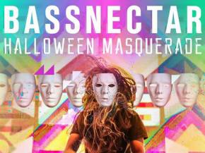 Bassnectar taps G Jones, Yheti for Grand Rapids Halloween Masquerade