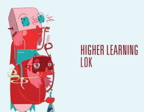 Higher Learning drops 'Lok' on STS9 label 1320 Records [PREMIERE] Preview