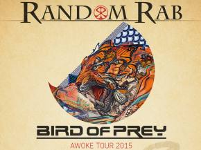 Random Rab heads out on Awoke tour with Bird of Prey this November