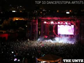 Top 10 Dancefestopia 2015 Artists