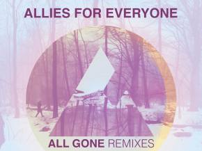 Allies For Everyone drops 'All Gone' alternate mix [KID Recordings]
