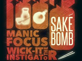 Wick-it & Manic Focus collab on 'Sake Bomb,' tour midwest next week