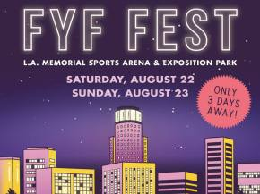 FYF Fest brings Flume, Goldroom, Shlohmo to downtown LA August 22-23