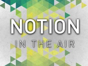 Notion premieres In The Air EP grimey title track [Four40 Records]