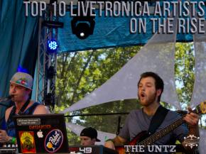 Top 10 Livetronica Artists On the Rise Preview