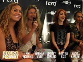 Electric Forest stars discuss the Power of Women in Festival Culture Preview