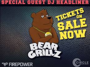 Bear Grillz DJ's Gloving Championship Oct 10, but lights are main event Preview