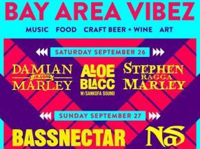 Bassnectar, Paper Diamond headline Bay Area Vibez Festival Sept 26-27