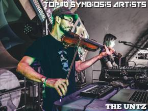 Top 10 Symbiosis 2015 Artists