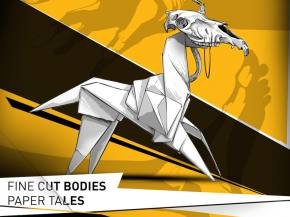 Fine Cut Bodies teases new EP Paper Tales out Sept 15 on Gravitas