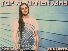 Top 10 Summer Jams curated by Psymbionic Preview