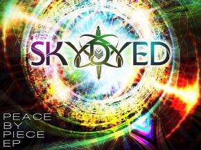 Skydyed challenges the livetronica concept with Peace By Piece EP Preview