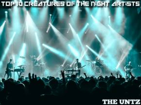 Top 10 Creatures of the Night Artists