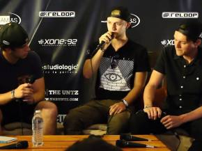 ILLENIUM, Vaski, jackLNDN discuss The Perfect Remix at Electric Forest