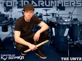 Top 10 Drummers of Influence curated by KJ SAWKA