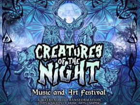A packed lineup awaits this weekend at Creatures of the Night Festival