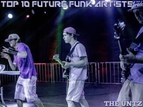 Top 10 Future Funk Artists Preview