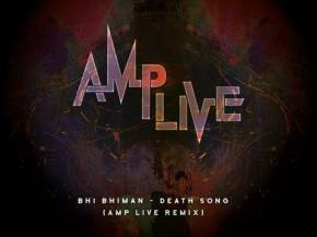 Amp Live puts brassy spin on Bhi Bhiman 'Death Song' [PREMIERE]