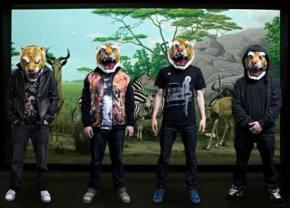 Lotus and Tigersapien Swap Remixes