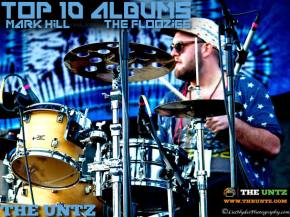 The Floozies Top 10 Albums curated by Mark Hill
