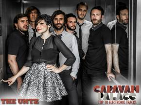 Top 10 Electronic Tracks curated by Caravan Palace